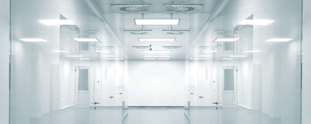 روشنایی اتاق تمیز (کلین روم) (Cleanroom Lighting)